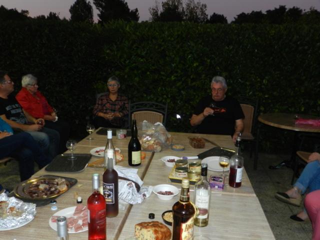 C.R. Weekend en Sud Gironde Dscn6319