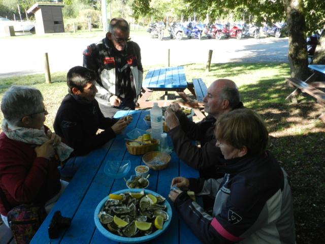 C.R. Weekend en Sud Gironde Dscn6320