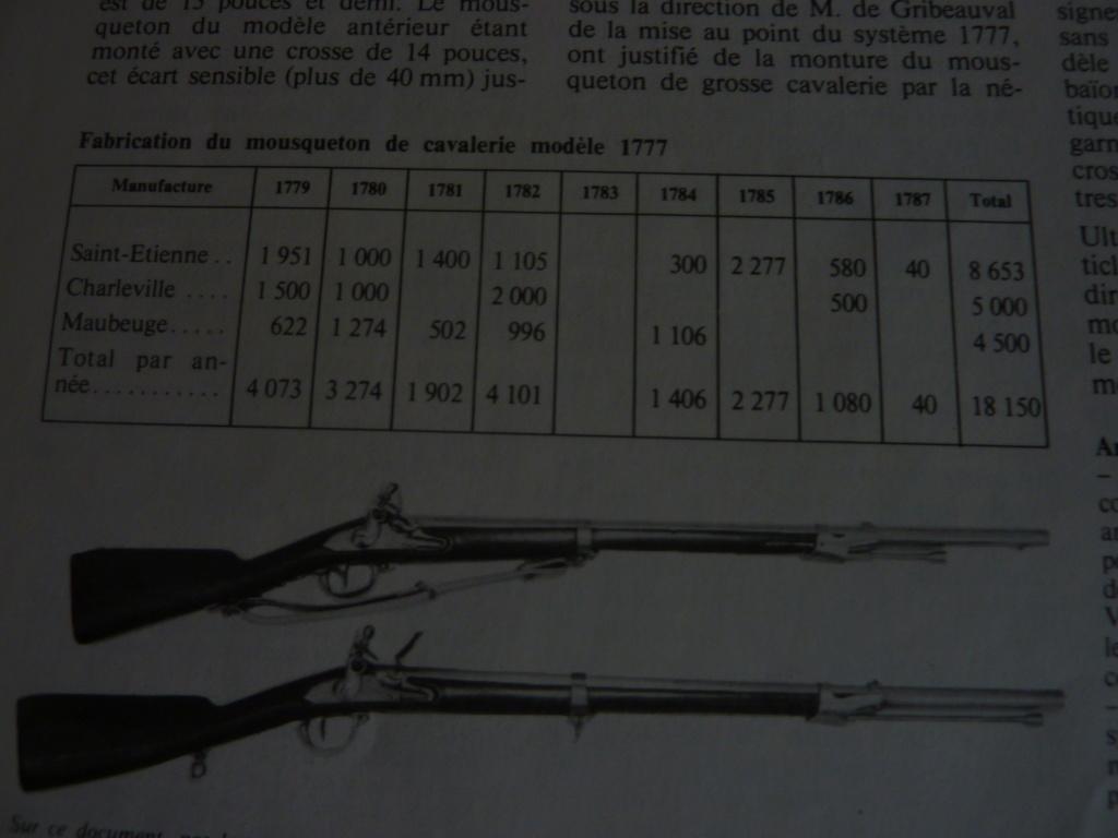MOUSQUETON GROSSE CAVALERIE 1777 (poinçons divers) P1030540