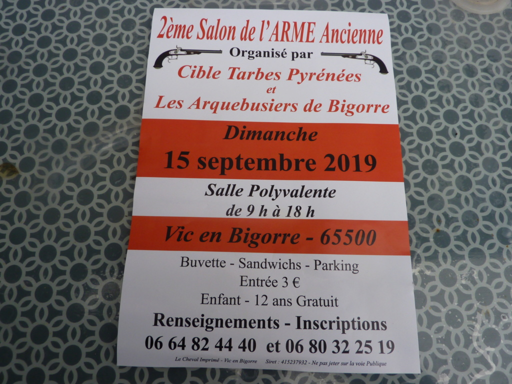 2eme SALON DE l'ARME ANCIENNE P1030925