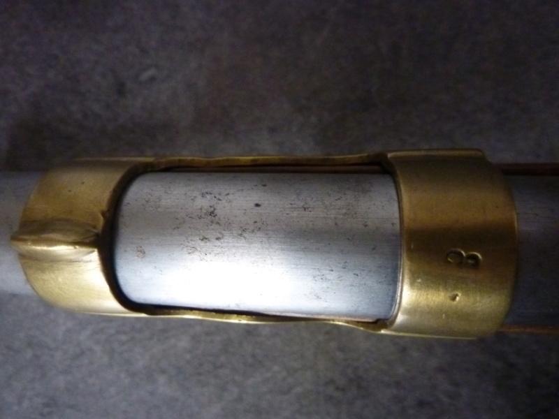 MOUSQUETON DE CAVALERIE 1808. P1040239