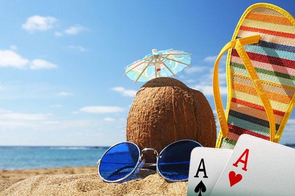 """Poker à """"la Paillote"""" cet été Commen11"""