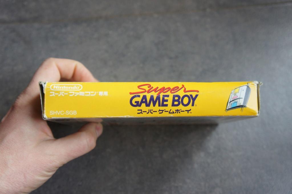 [VDS] super game boy jap en boite, alimentation jap pc engine GT/ LT Dsc06717