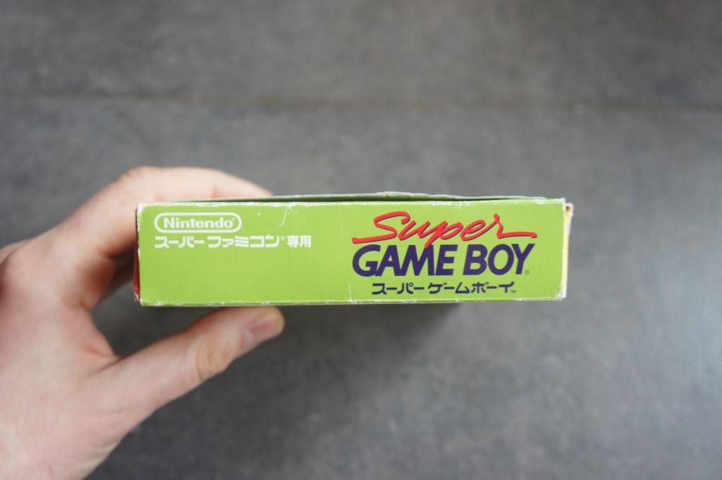 [VDS] super game boy jap en boite, alimentation jap pc engine GT/ LT Dsc06718