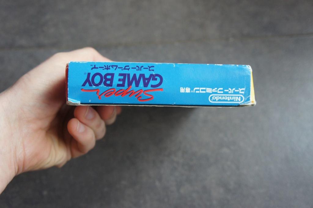 [VDS] super game boy jap en boite, alimentation jap pc engine GT/ LT Dsc06719