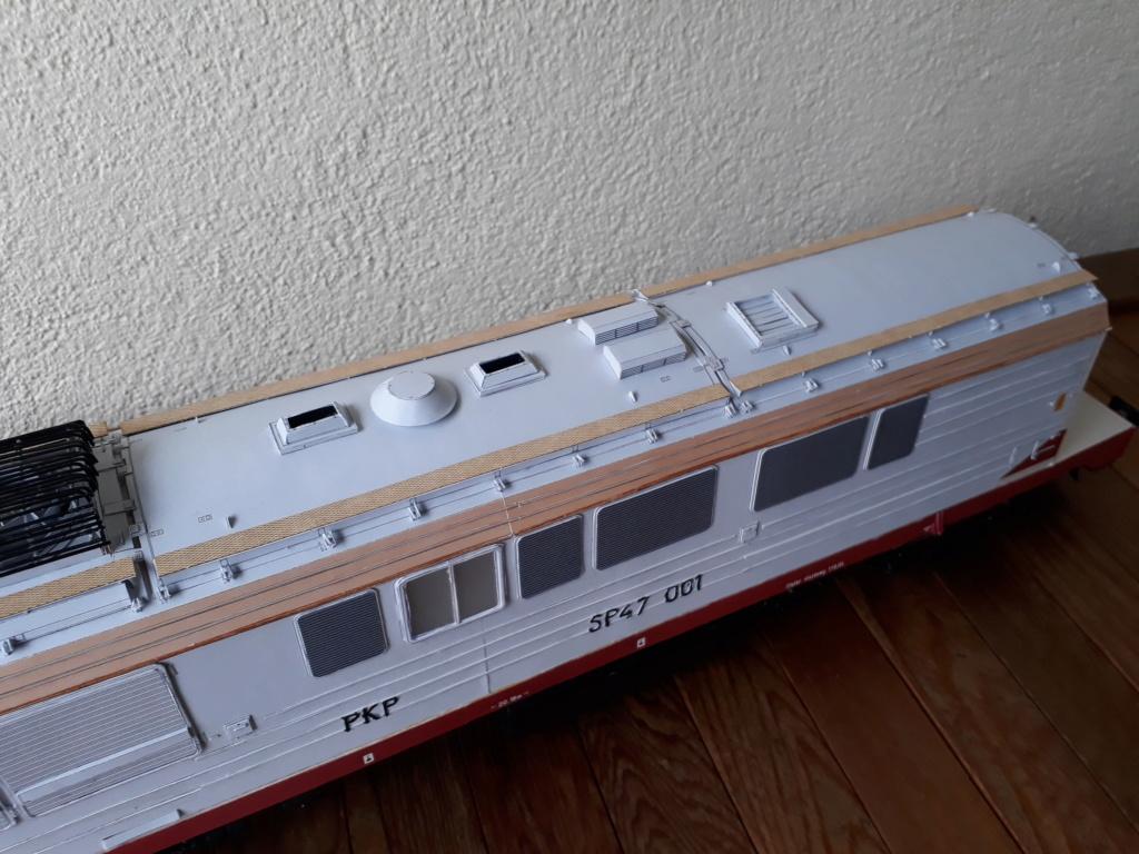 Schnellzug-Diesellok SP 47,Maßst. 1:25, geb.von Henning - Seite 4 20190143