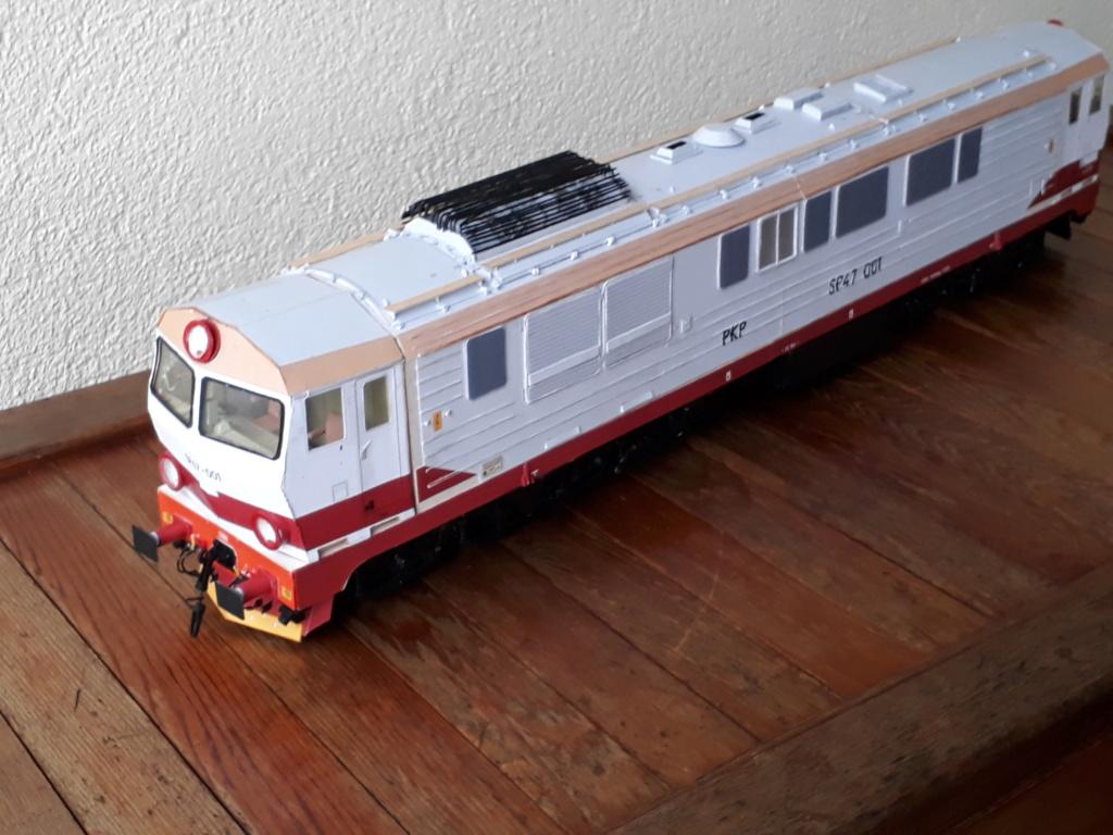 Schnellzug-Diesellok SP 47,Maßst. 1:25, geb.von Henning - Seite 4 20190146