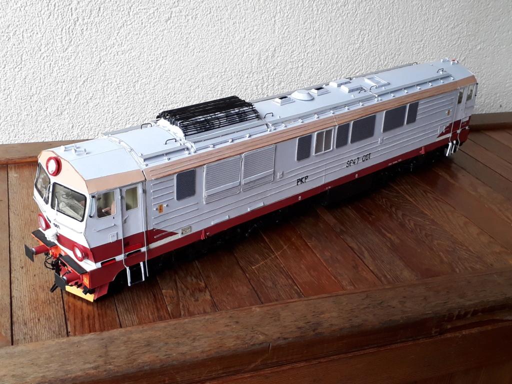 Schnellzug-Diesellok SP 47,Maßst. 1:25, geb.von Henning - Seite 4 20190212