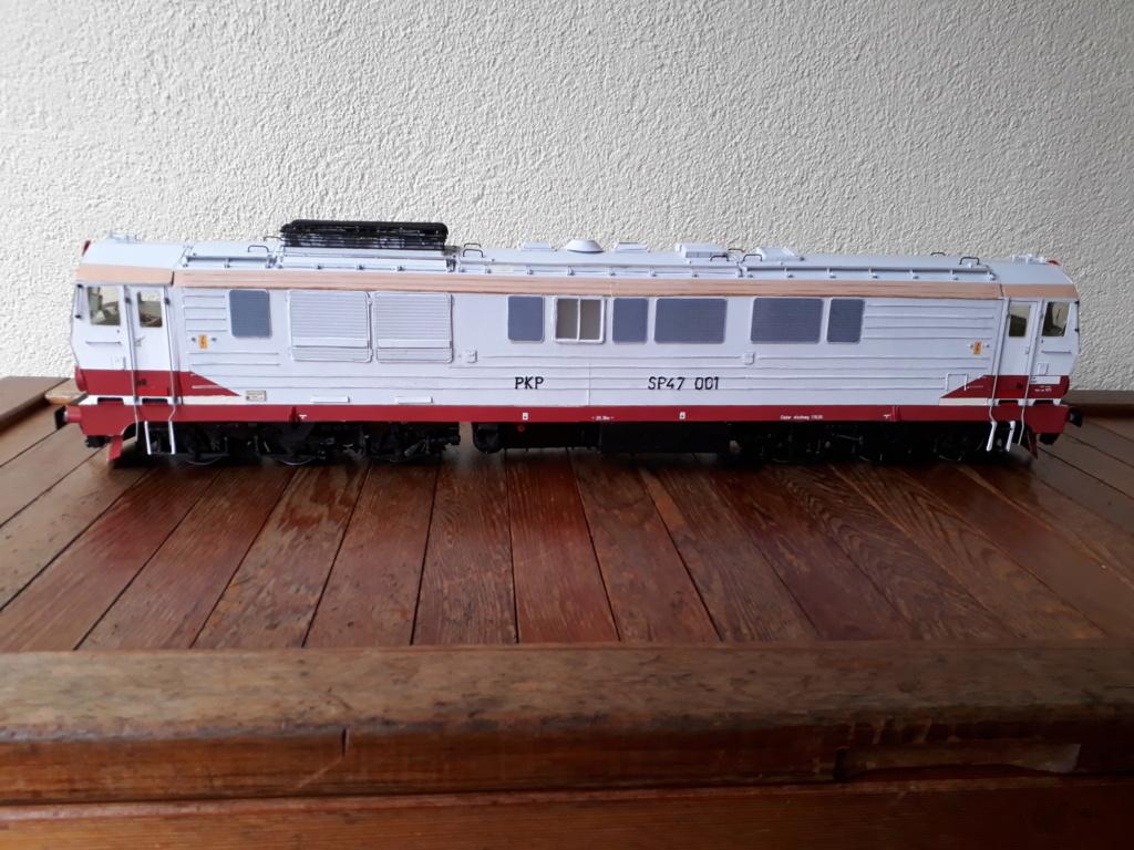 Schnellzug-Diesellok SP 47,Maßst. 1:25, geb.von Henning - Seite 4 20190215