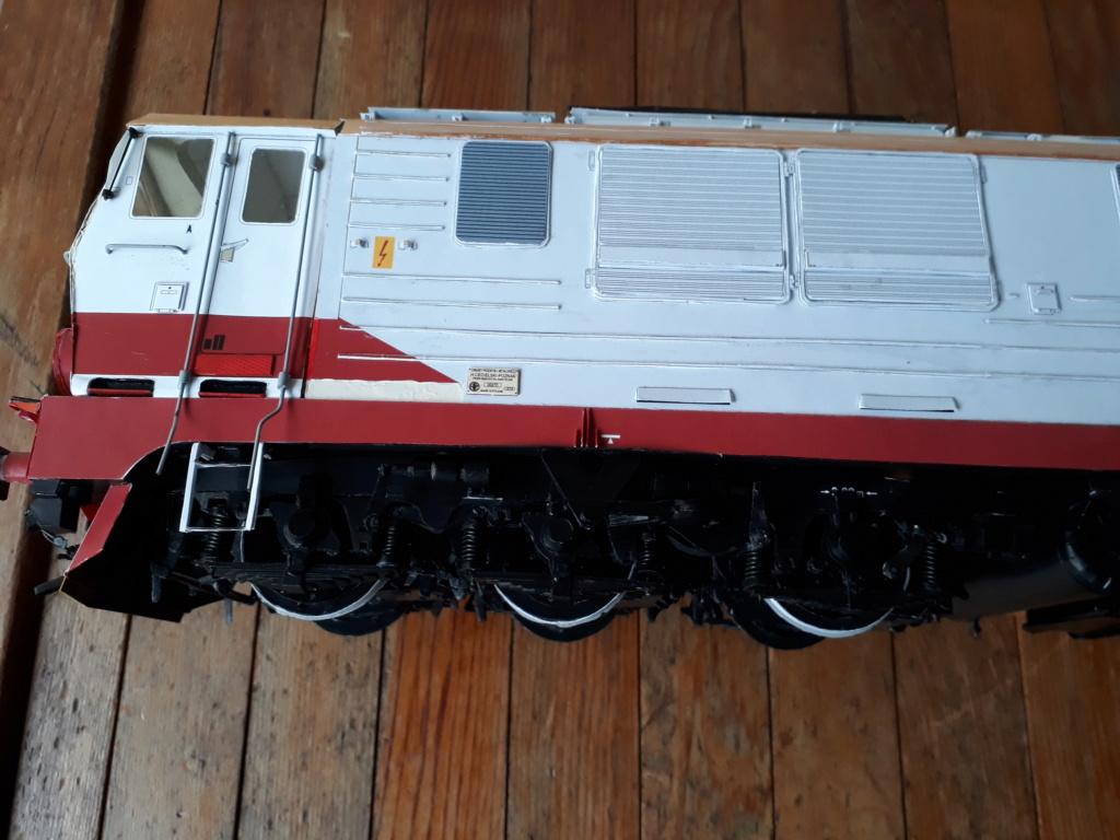 Schnellzug-Diesellok SP 47,Maßst. 1:25, geb.von Henning - Seite 4 20190216