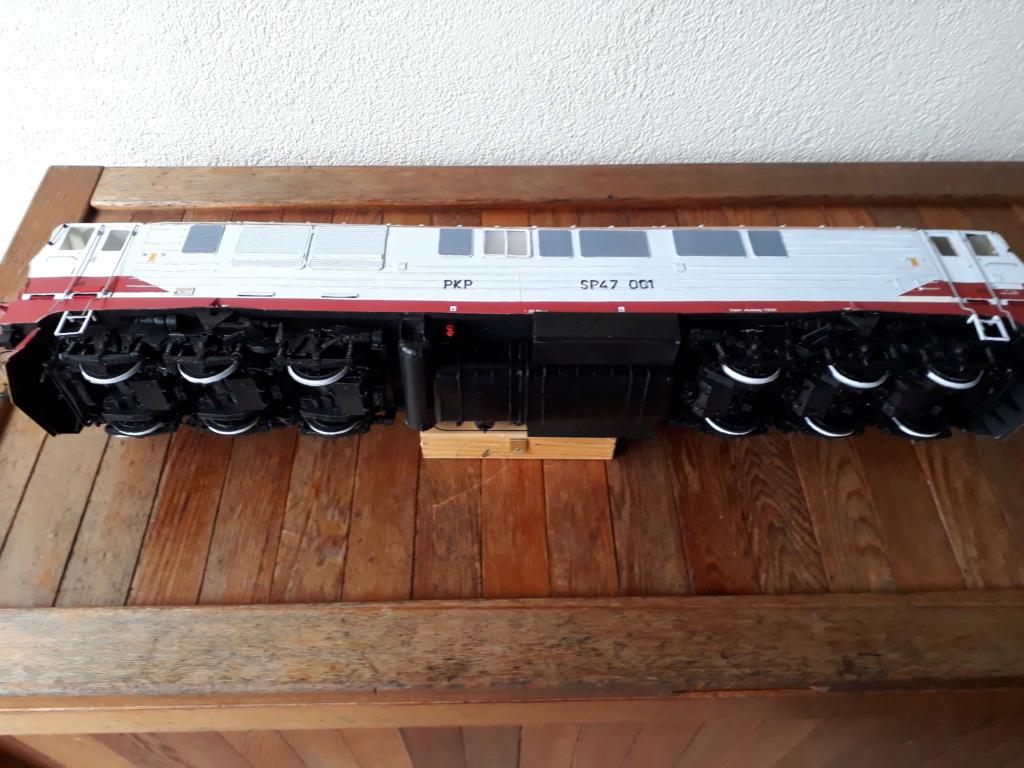 Schnellzug-Diesellok SP 47,Maßst. 1:25, geb.von Henning - Seite 4 20190217