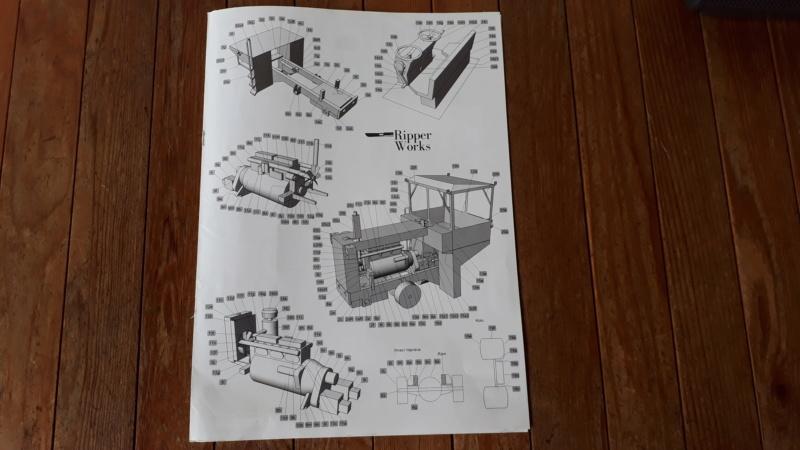 Kranwagen mit Tieflader u. Straßenwalze,1:32 geb. v. Henning 20190785