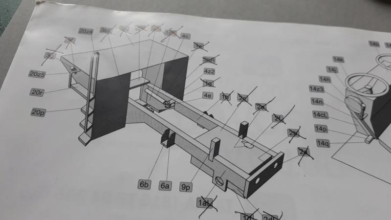Kranwagen mit Tieflader u. Straßenwalze,1:32 geb. v. Henning 20190790