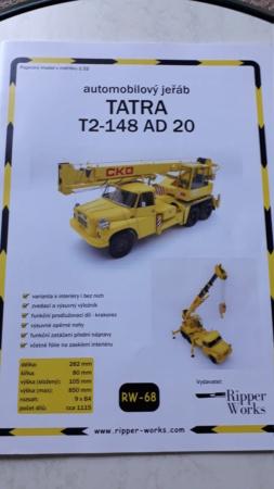Kranwagen mit Tieflader u. Straßenwalze,1:32 geb. v. Henning 20190863