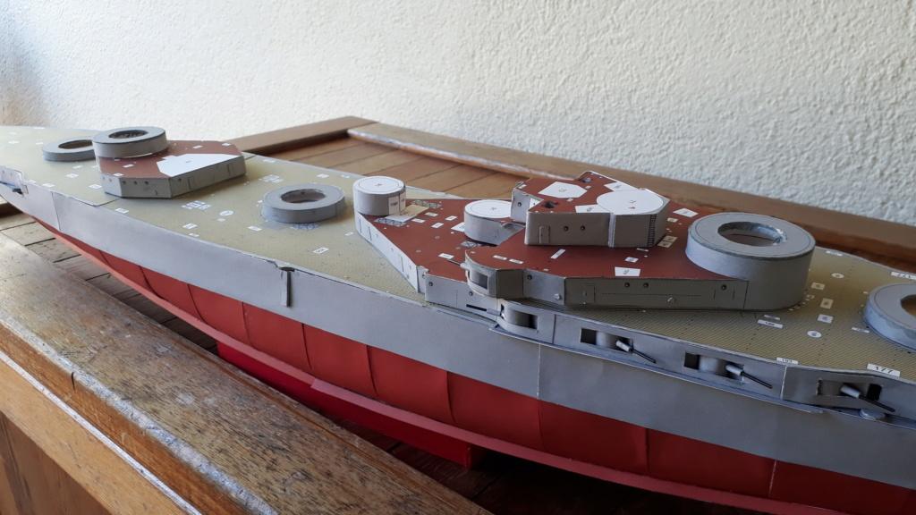 HMS 'Iron Duke', 1:200 von Modelik, geb. von Henning - Seite 2 20200425