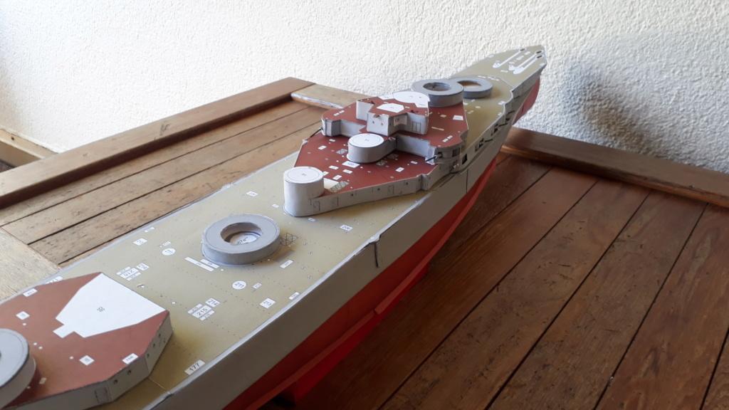 HMS 'Iron Duke', 1:200 von Modelik, geb. von Henning - Seite 2 20200426