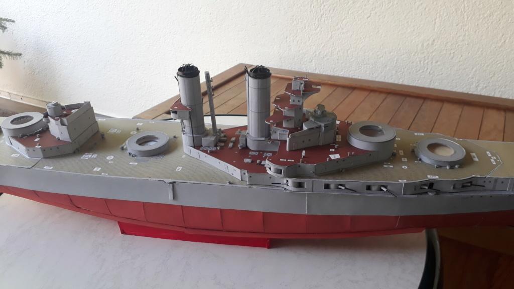 HMS 'Iron Duke', 1:200 von Modelik, geb. von Henning - Seite 2 20200440