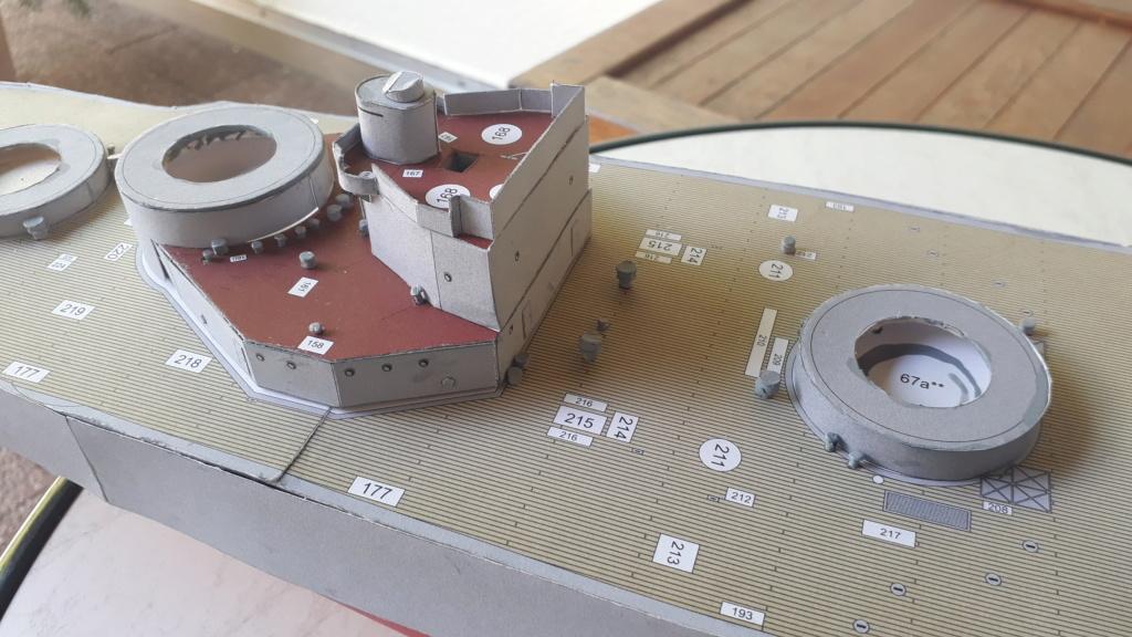HMS 'Iron Duke', 1:200 von Modelik, geb. von Henning - Seite 2 20200442