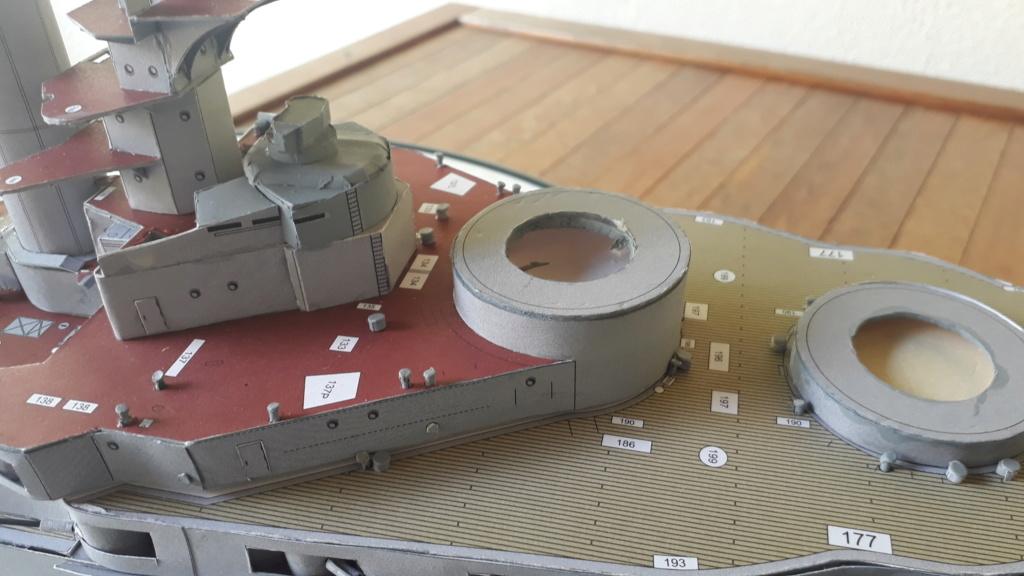 HMS 'Iron Duke', 1:200 von Modelik, geb. von Henning - Seite 2 20200443