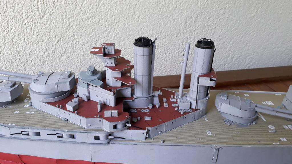 HMS 'Iron Duke', 1:200 von Modelik, geb. von Henning - Seite 2 20200444