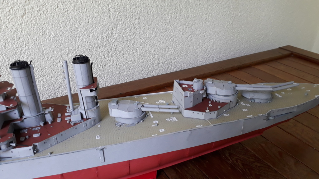 HMS 'Iron Duke', 1:200 von Modelik, geb. von Henning - Seite 2 20200447