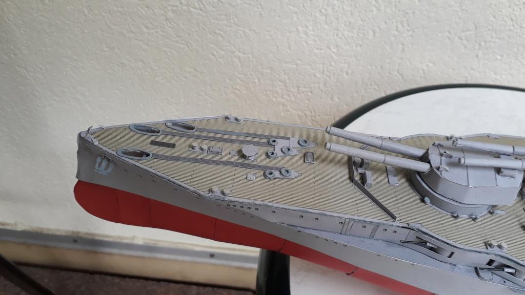 HMS 'Iron Duke', 1:200 von Modelik, geb. von Henning - Seite 2 20200629