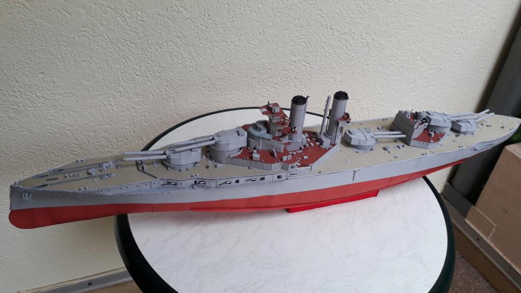 HMS 'Iron Duke', 1:200 von Modelik, geb. von Henning - Seite 2 20200630