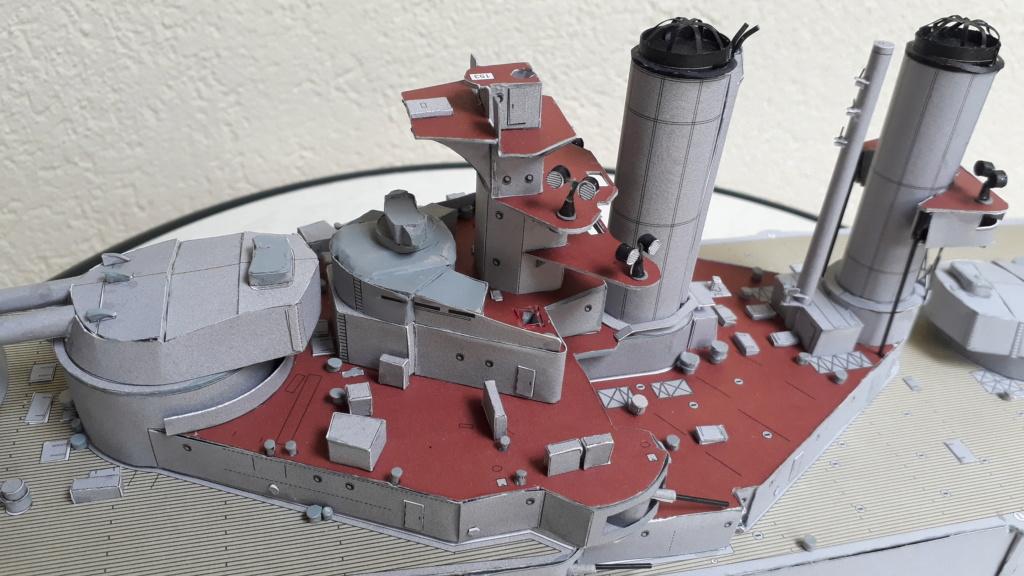 HMS 'Iron Duke', 1:200 von Modelik, geb. von Henning - Seite 2 20200631