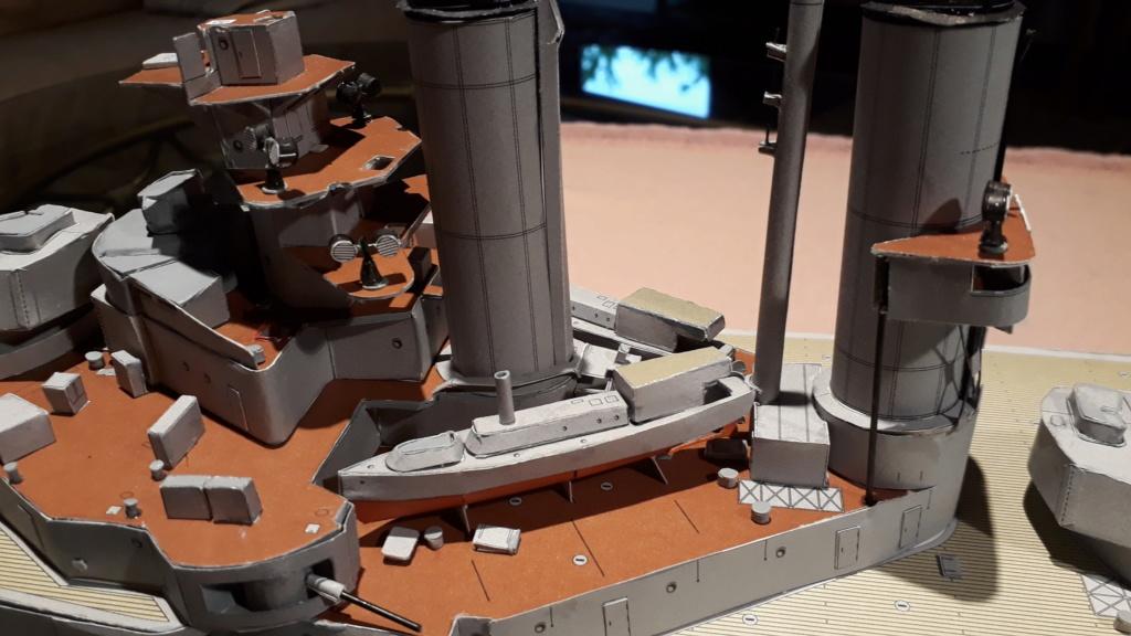 HMS 'Iron Duke', 1:200 von Modelik, geb. von Henning - Seite 2 20200632