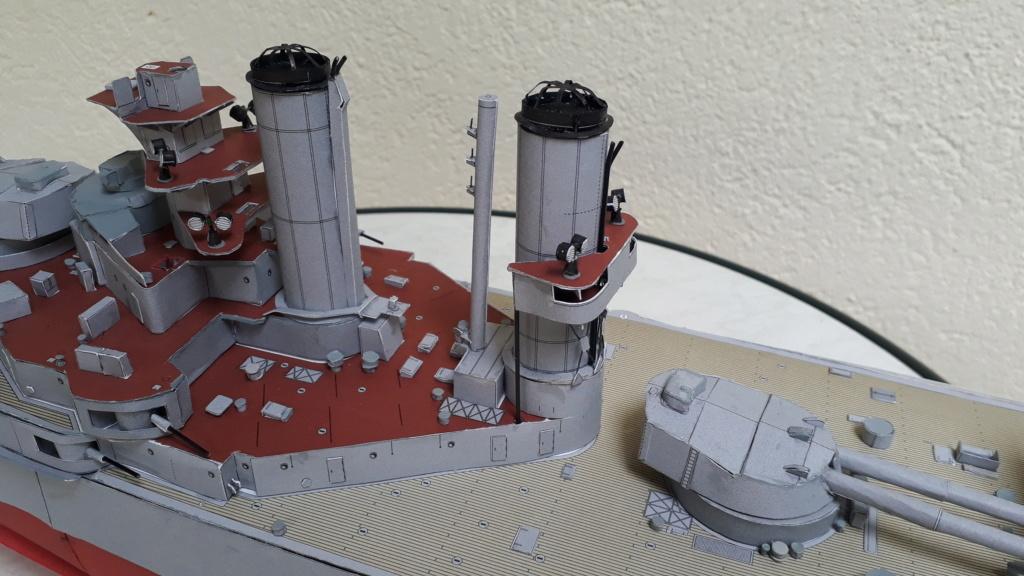 HMS 'Iron Duke', 1:200 von Modelik, geb. von Henning - Seite 2 20200633