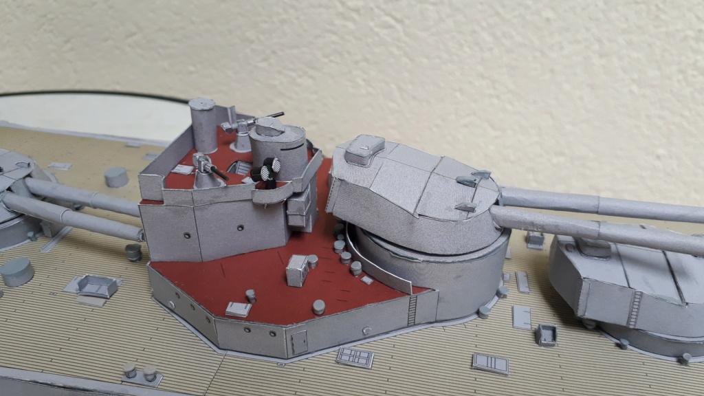 HMS 'Iron Duke', 1:200 von Modelik, geb. von Henning - Seite 2 20200634