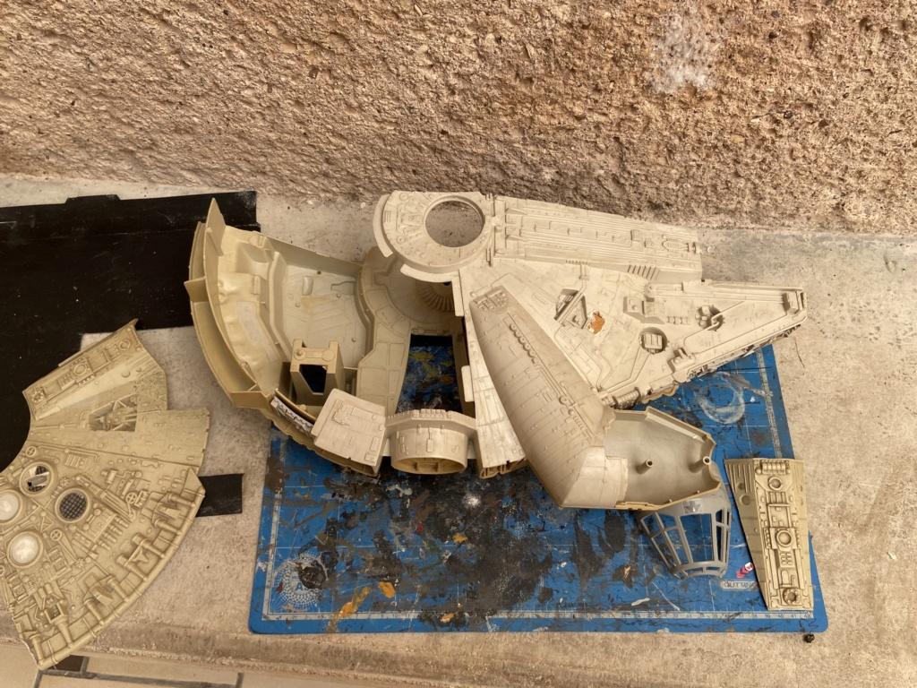 Making of hangar star wars vintage  Img_e611