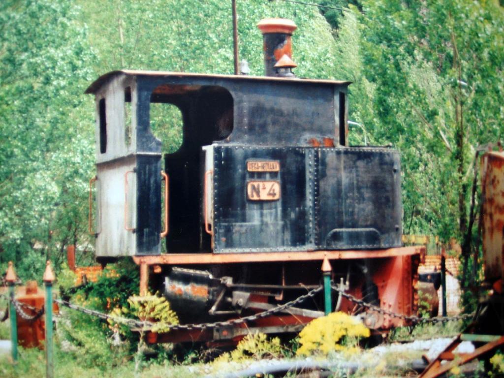 locomotora caldera vertical nº4 VEGA MEDIANA 12968910