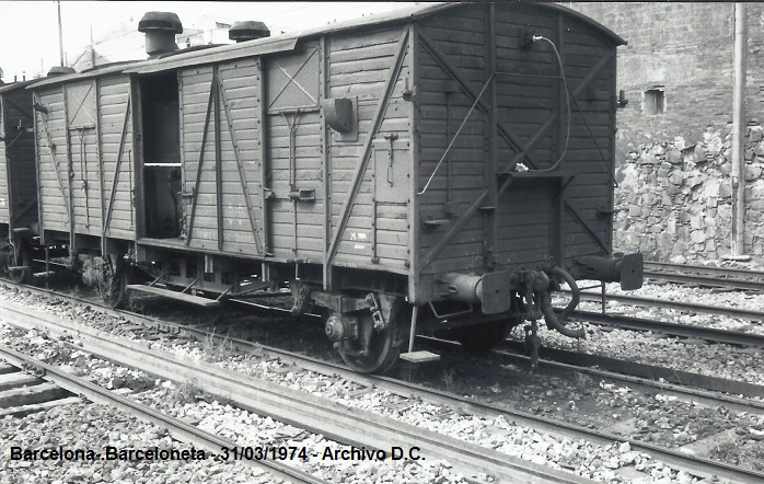 Tremuges RENFE a escala G/IIm Calder10