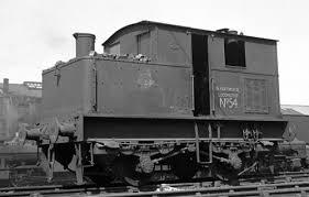 locomotora vapor sentinel Y3 a escala G/IIm Descar12