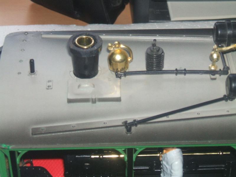 Instal·lació aparell de FUM en una LGB 2050/23500 ELIES Dscf6712