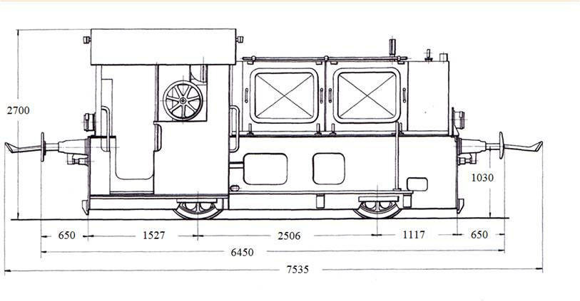 locomotora Köf escala G/IIm Image012