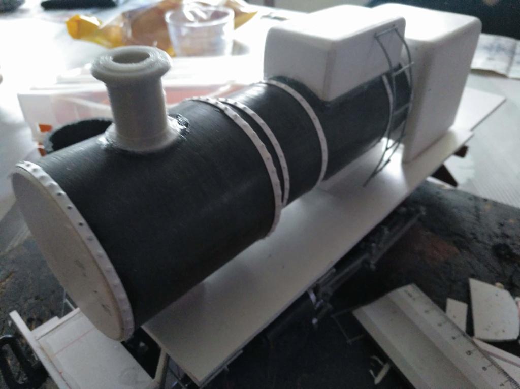 tender 3 eixos per a locomotora vapor  - Página 2 Img_2366