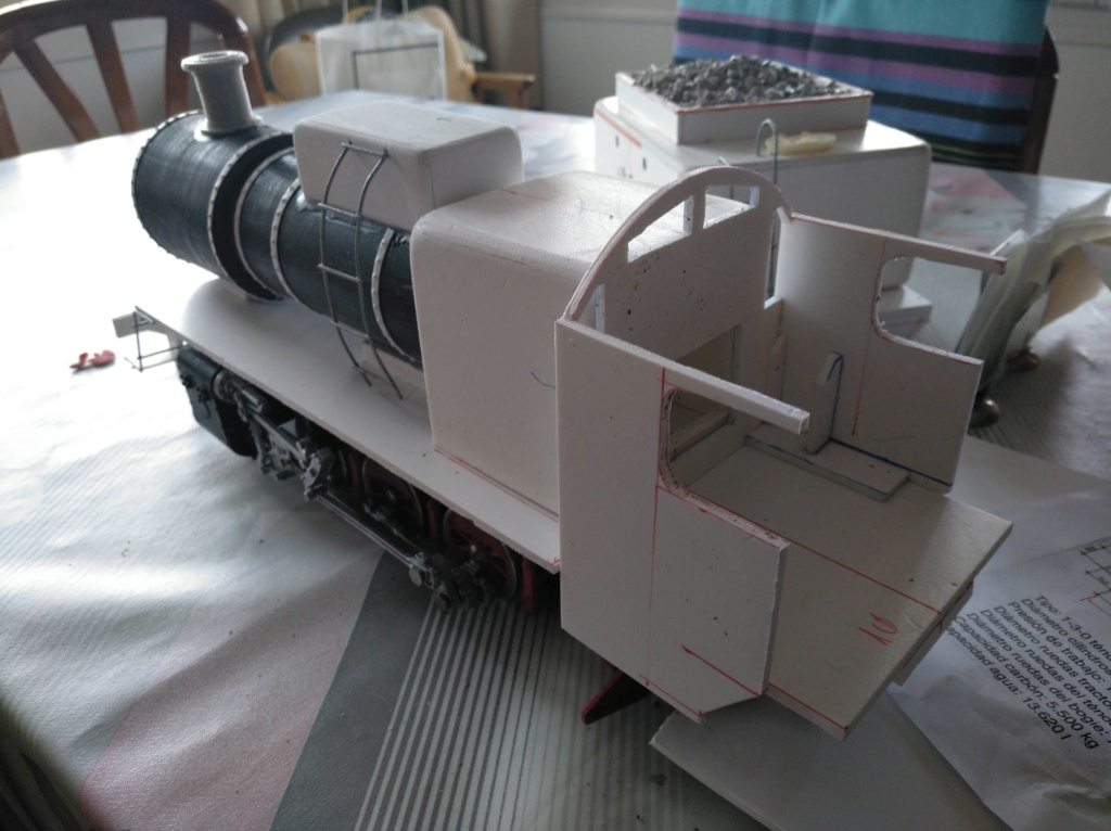 tender 3 eixos per a locomotora vapor  - Página 2 Img_2367