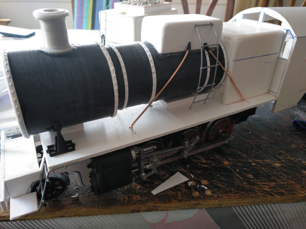 tender 3 eixos per a locomotora vapor  - Página 2 Img_2368