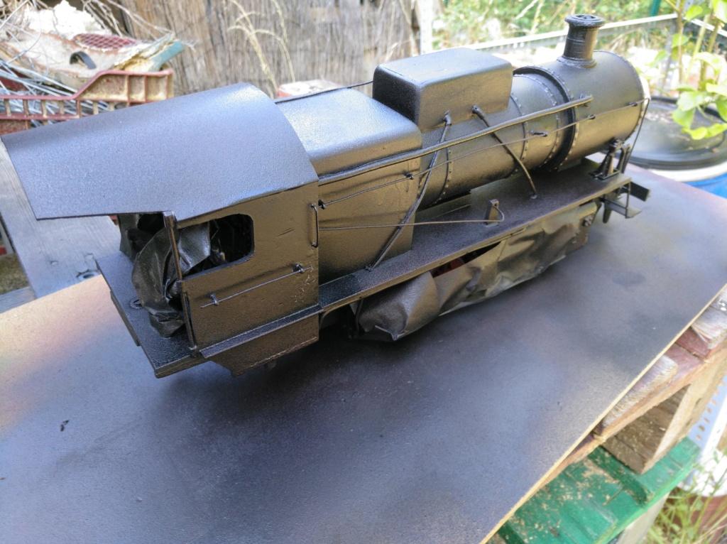 tender 3 eixos per a locomotora vapor  - Página 2 Img_2473
