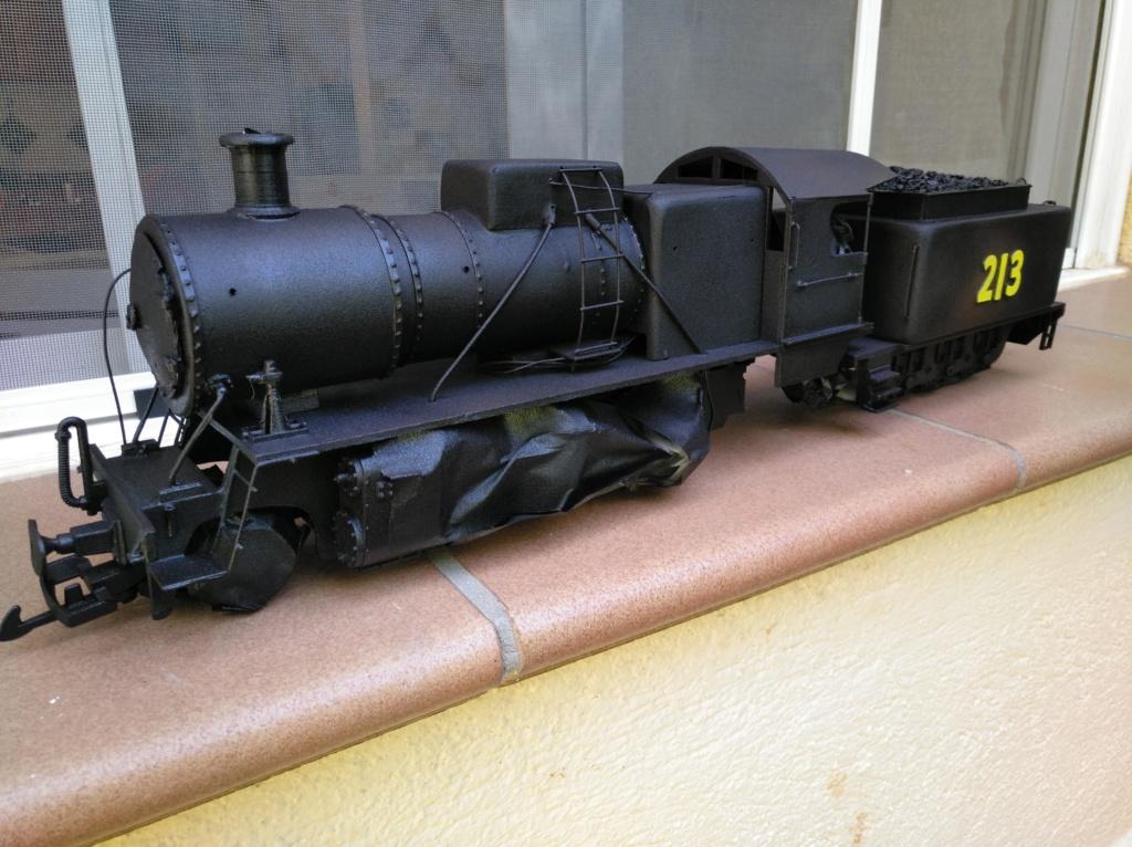 tender 3 eixos per a locomotora vapor  - Página 2 Img_2474