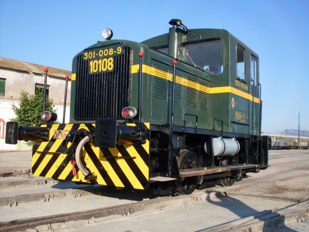 locotractor RENFE 301 a escala G/IIm Sdc10010