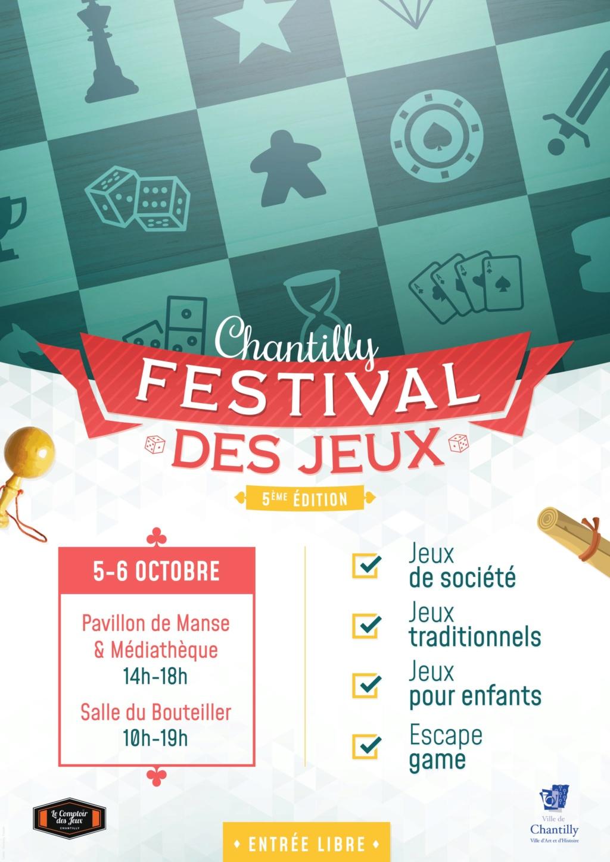 5 et 6 octobre - Festival des Jeux de Chantilly Festiv10