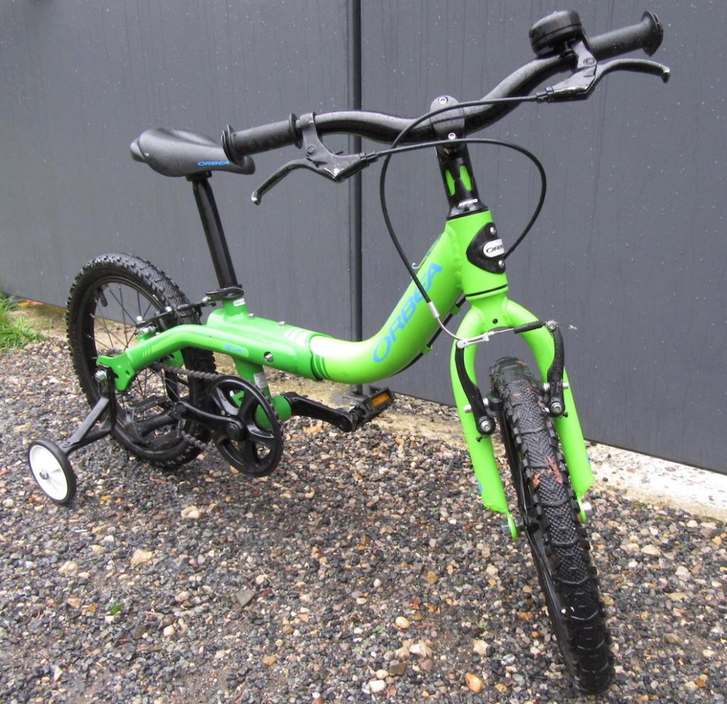 Vélo enfant Orbea grow1 16 pouces Img_2612
