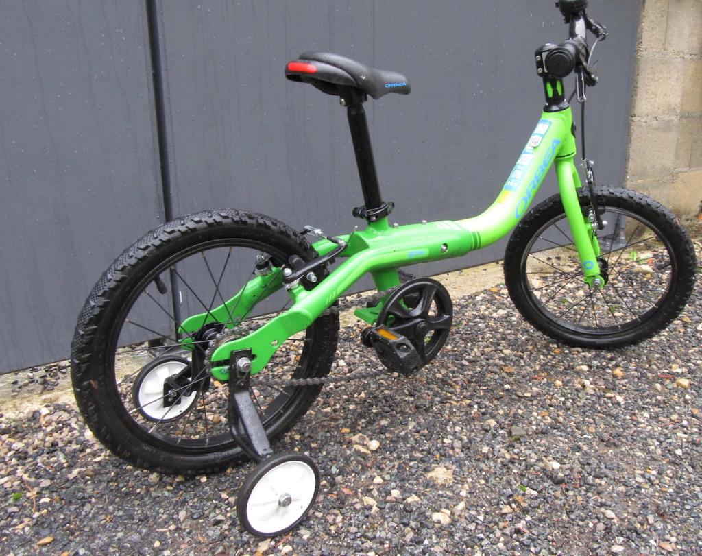 Vélo enfant Orbea grow1 16 pouces Img_2613
