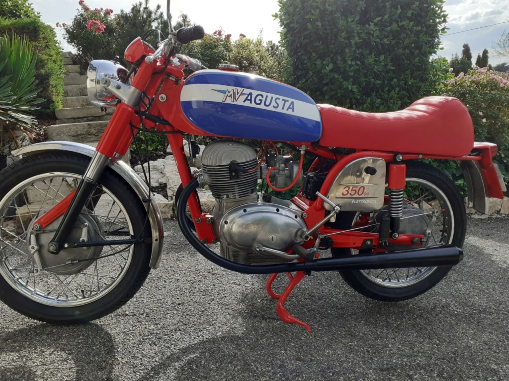 Restauration 350 MV AGUSTA - Page 2 Thumbn17