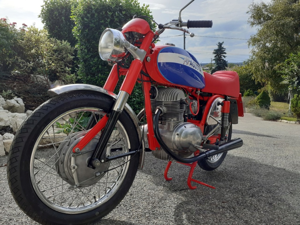 Restauration 350 MV AGUSTA - Page 2 Thumbn26