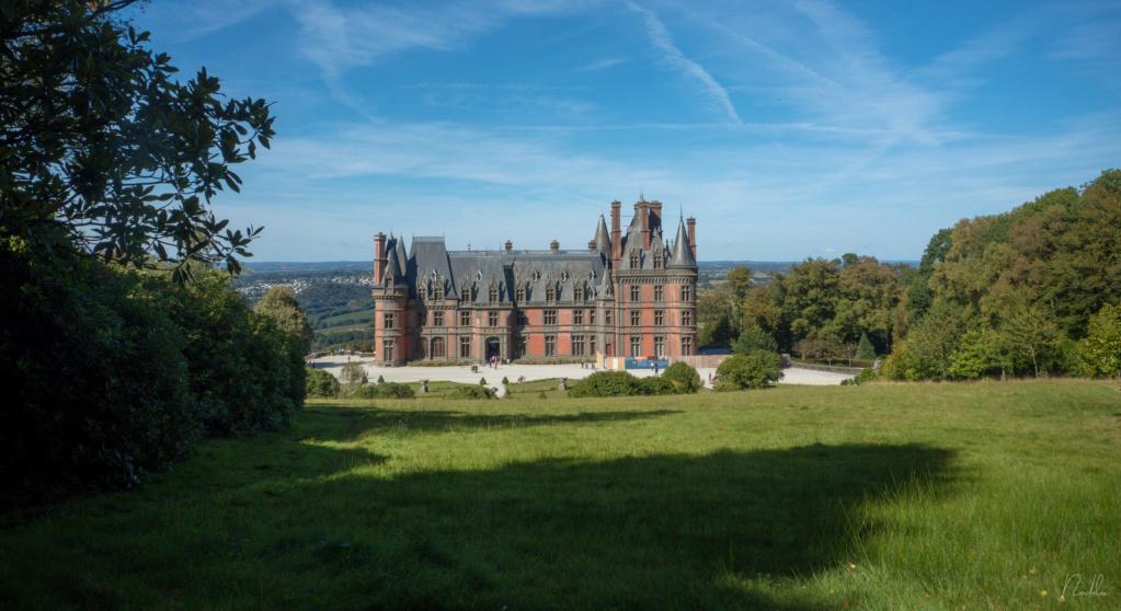 Chateau de Trévarez P9151911