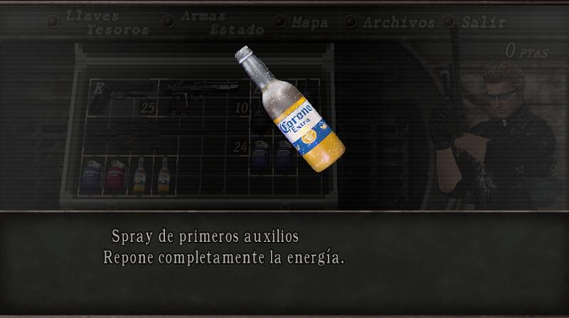 Cerveza Corona remplaza a los Sprays Cap110